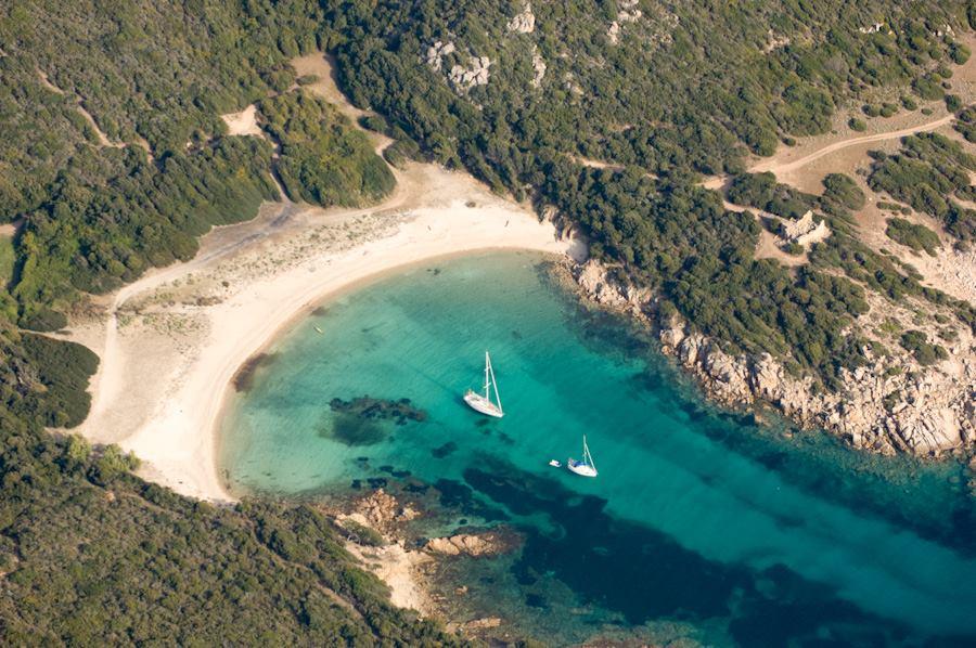 La Corse en voilier