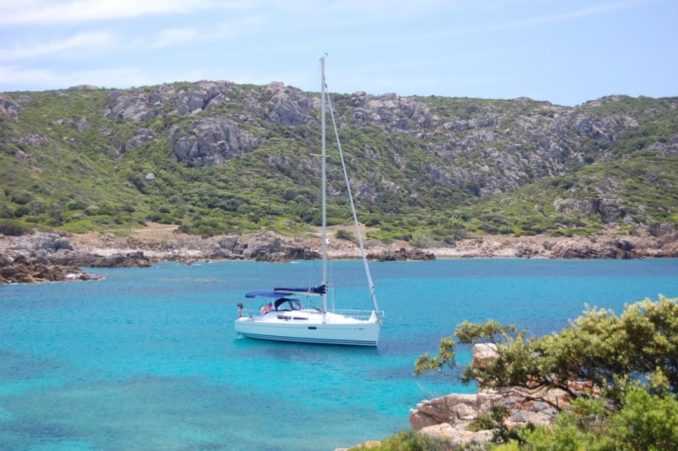 louer un voilier en Corse