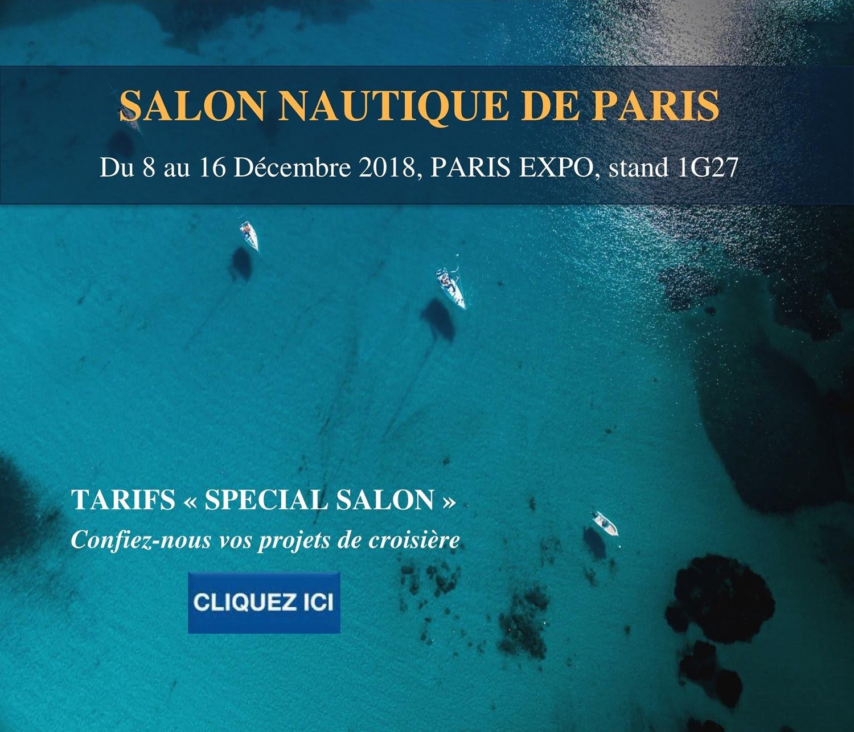 Pourquoi réserver pendant le salon nautique de Paris ?