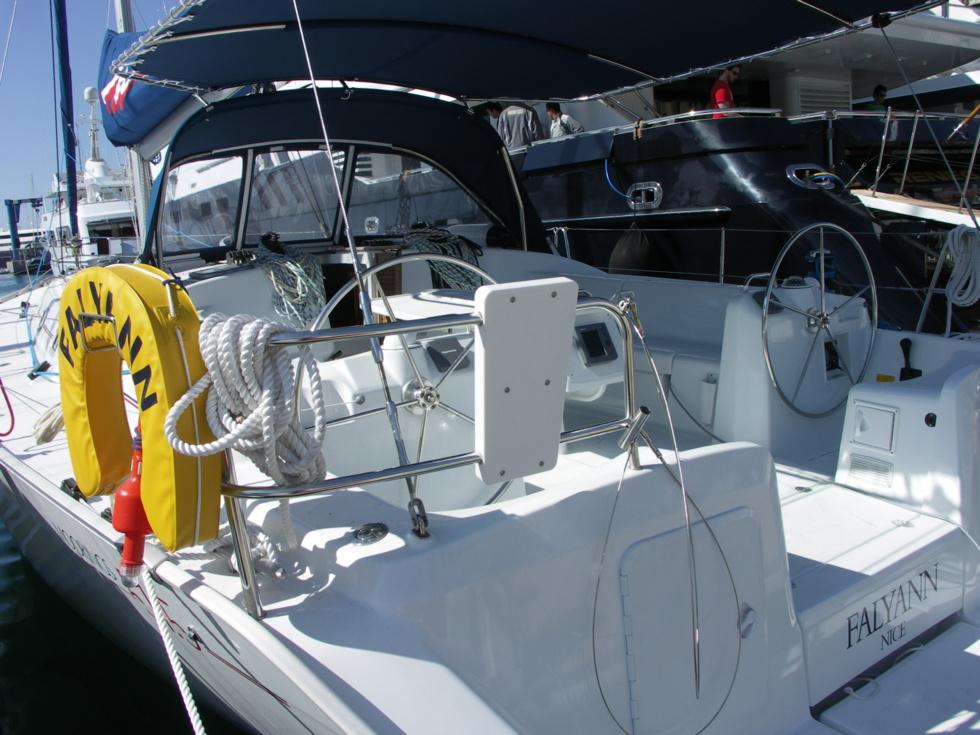 Falyann Beneteau Cyclades 50 pieds - Ajaccio