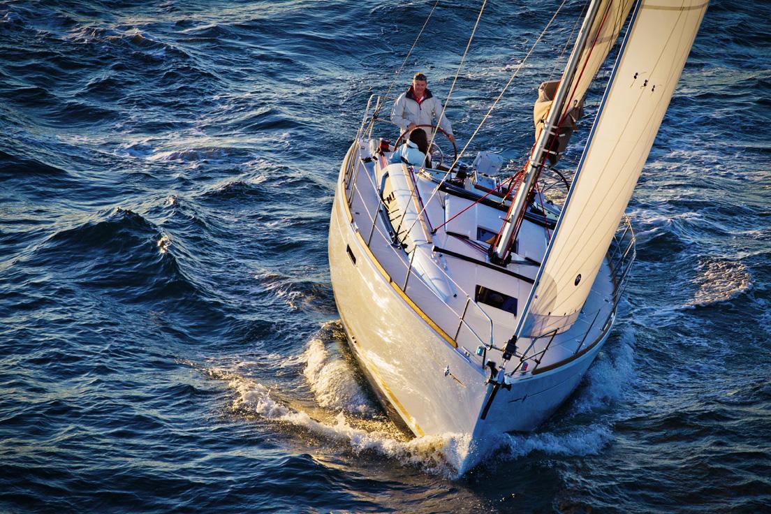 Un nouveau Sun Odyssey 389 à Ajaccio cet été
