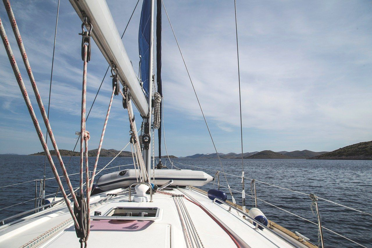 Quand louer un voilier en Corse