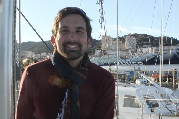 Gauthier, nouveau responsable de flotte chez Corsazur !