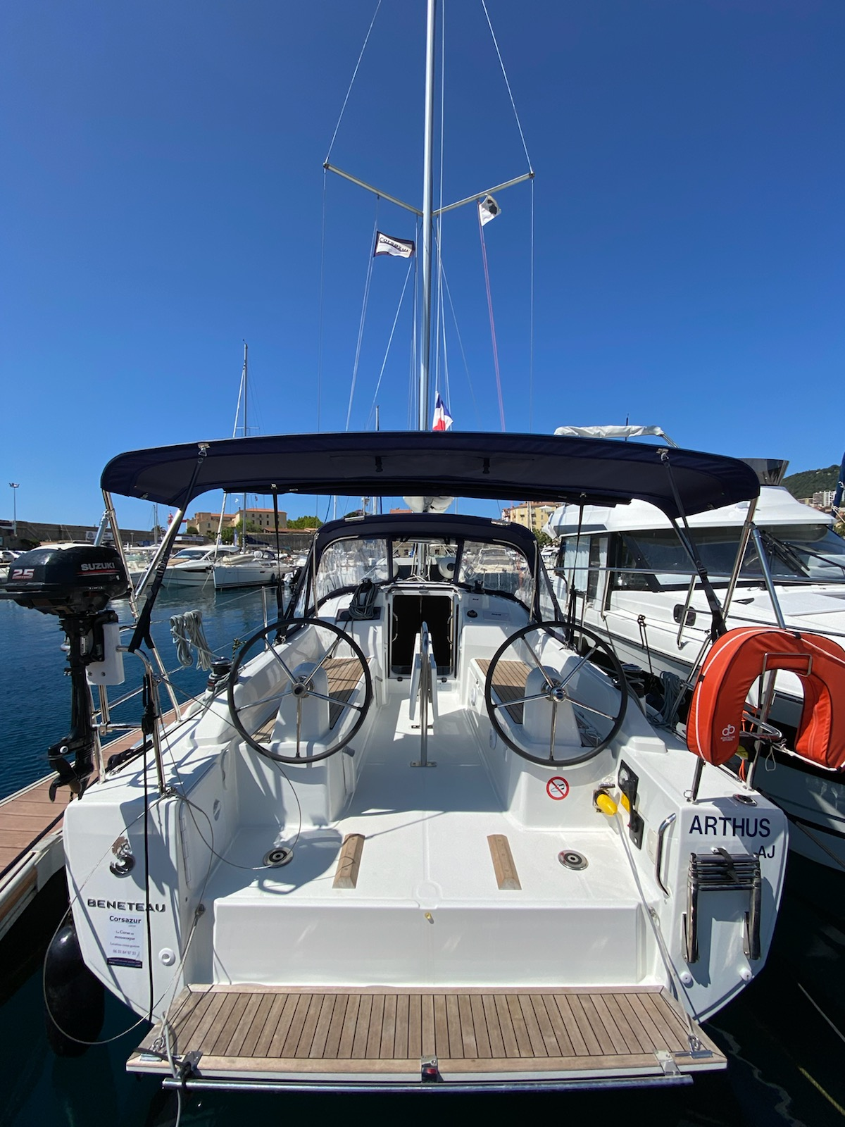 ARTHUS - OCEANIS 30.1 - année 2021 - 2 cabines + 1 sdb