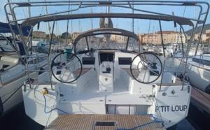 Sun Odyssey 349 version 3 cabines + 1 SDB
