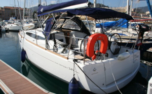 """L'OURS"", Sun Odyssey 349"