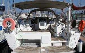 """HORIZONS"", DUFOUR 412 GRAND LARGE modèle 2016 en version 3 cabines doubles + 2 SDB"