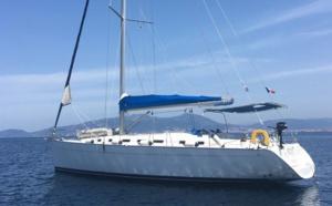FALYANN, BENETEAU CYCLADES 50 version 4 cabines + 4 SDB + cabine skipper (2006)
