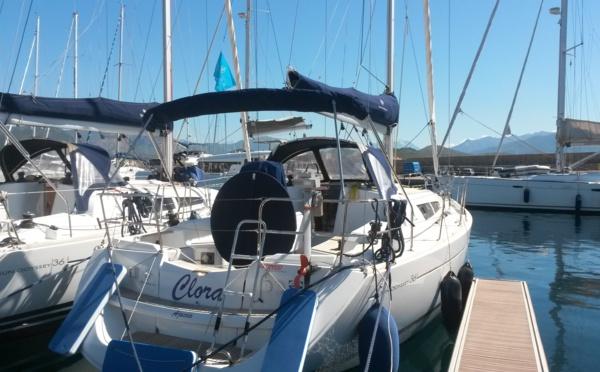 """""""Clora"""" Jeanneau Sun Odyssey 36i   Archipel"""