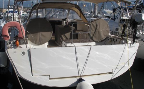 """""""Ilanga"""" Jeanneau Sun Odyssey 39 i version propriétaire (2008)"""