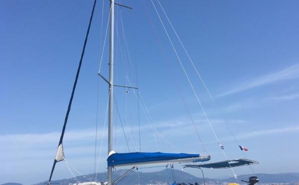 """""""Maxe"""" Jeanneau Sun Odyssey 45, version 4 cabines"""